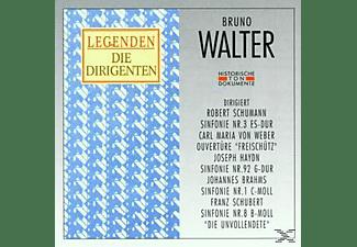 La Stard Sym - Walter, Bruno  - (CD)