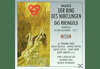 Coro E Orchestra Del Teatro Alla Scala Di Milano - Der Ring Des Nibelungen Teil 1  - (CD)