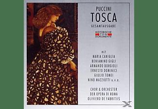 Orch.E Coro Del Teatro Reale - Tosca  - (CD)