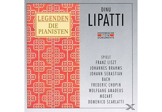 Dinu Lipatti - Legenden-Dinu Lipatti  - (CD)