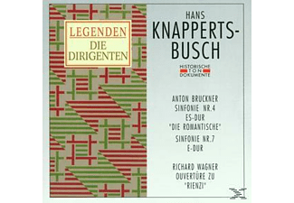 Hans Knappertsbusch - Knappertsbusch, Hans  - (CD)