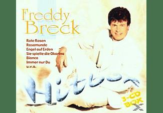 Freddy Breck - Hitbox  - (CD)