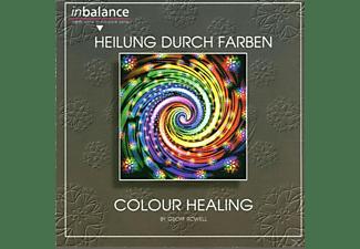 Geoff Rowell - Heilung Durch Farben  - (CD)
