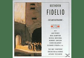 Nbc Symphony Orchestra & Chorus - Fidelio (Ga)  - (CD)