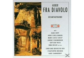 Chor & Orch.Der Staatsoper Dresden - Fra Diavolo (Ga)  - (CD)