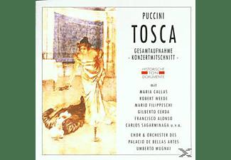 Chor & Orch.Des Palacio De Bellas Artes - Tosca (Ga)  - (CD)