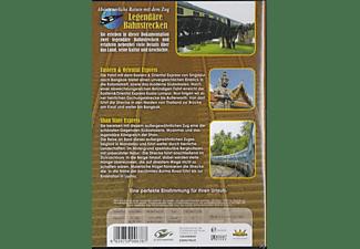 Legendäre Bahnstrecken - Eastern & Oriental Express / Shan State Express DVD