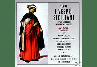 Coro E Orch.Del Maggio Musical - I Vespri Siciliani  - (CD)