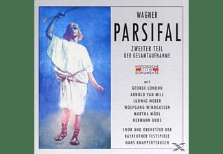 Bfo - Parsifal (Zweiter Teil)  - (CD)