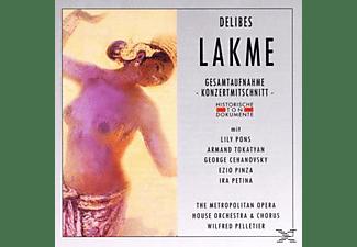 Metropolitan Opera Orchestra & Chorus - Lakme (Ga)  - (CD)