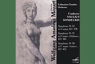 Sondeckis - Symphonie Nr.32, 35, 36 [CD]
