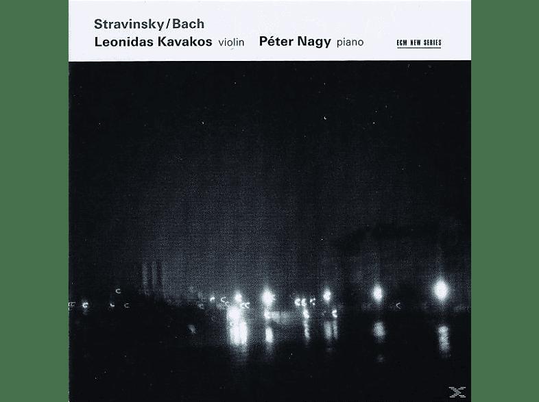 Leonidas Kavakos, Peter Nagy - PARTITA NR.1/ SONATE NR.1 (+STRAWINSKY) [CD]