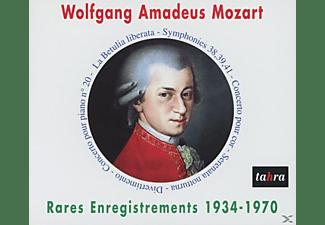 VARIOUS - Rares Enregistrements 1934-1970  - (CD)