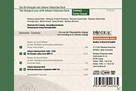 Thomanerchor Leipzig, Gewandhausorchester, Thomaskantor Georg Christoph Biller - Kantaten zu Trinitatis - BWV 75+194 [CD]