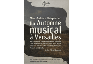 Biondi/Gens/Gester/Lesne/Savall/+ - Un Automne Musical A Versailles - (DVD)