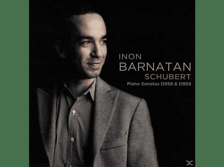 Inon Barnatan - Piano Sonatas D 958 &D 959 [CD]