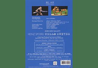 Spoerli - Cello Suites  - (DVD)