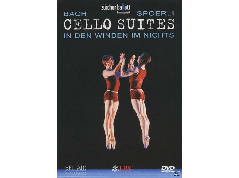 Spoerli - Cello Suites [DVD]