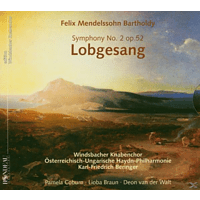 Wind, Braun, Coburn, Beringer, Van Der Waldt - Sinfonie 2 Lobgesang [CD]