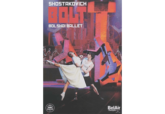 The Bolshoi Ballet - Bolt - Die Bolzen  - (DVD)