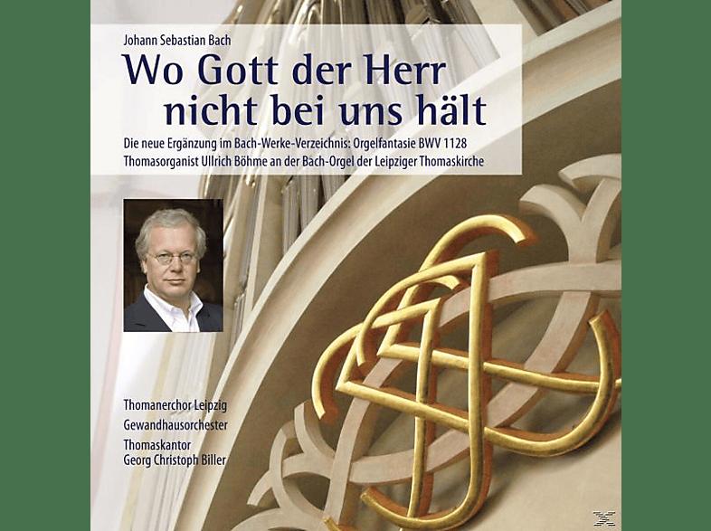 VARIOUS - Wo Gott Der Herr Nicht Bei Uns Hält [CD]