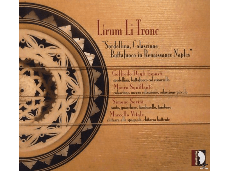 VARIOUS - Lirum Li Tronc [CD]