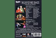 Sergei Sergeyevich Prokofiev - The Love For Three Oranges [DVD]