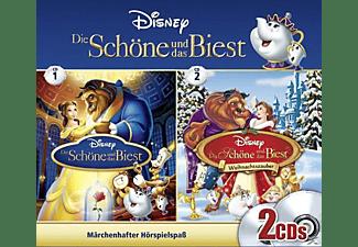 Walt Disney - Die Schöne Und Das Biest-Box  - (CD)