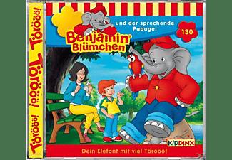 Benjamin Blümchen - Folge 130:..Und Der Sprechende Papagei  - (CD)