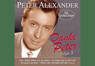 Peter Alexander - Danke Peter-Folge 3-50 Seiner Schönsten Lieder  - (CD)