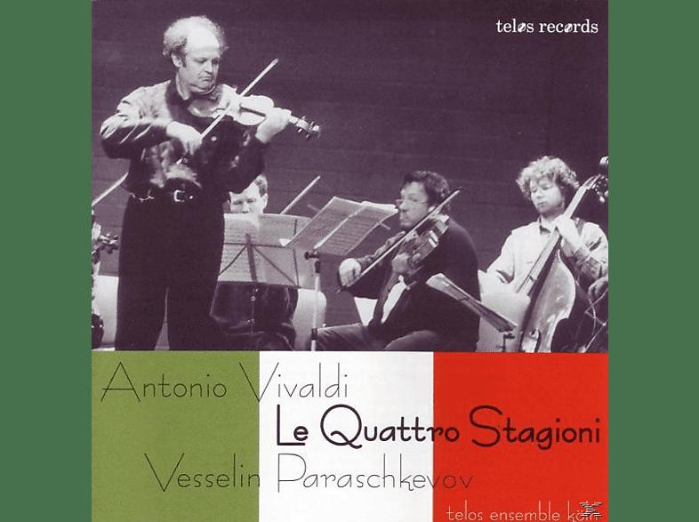Paraschkevov, Telos Ensemble - Vier Jahreszeiten [CD]