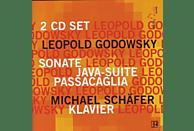 Michael Schäfer - Klavierwerke [CD]