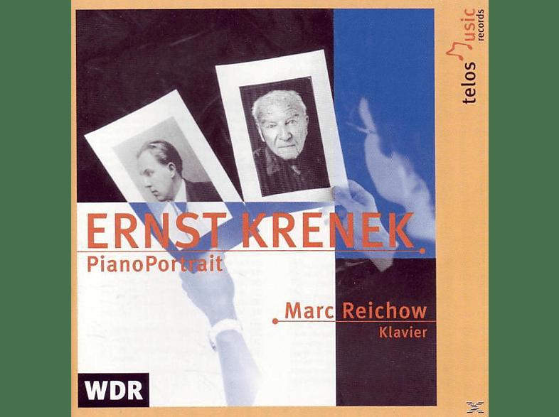 Marc Reichow - Piano Portrait [CD]
