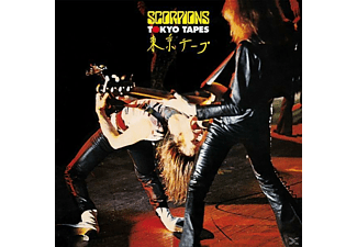Scorpions - Tokyo Tapes (50th Anniversary Deluxe Edition)  - (LP + Bonus-CD)