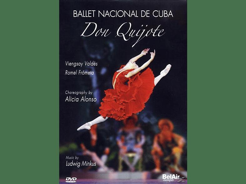 VARIOUS - Don Quijote [DVD]