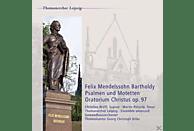 Felix Mendelssohn Bartholdy - Christus op.97/Psalmen Und Motetten [CD]