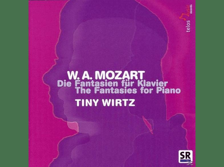 Tiny Wirtz - Fantasien Für Klavier [CD]