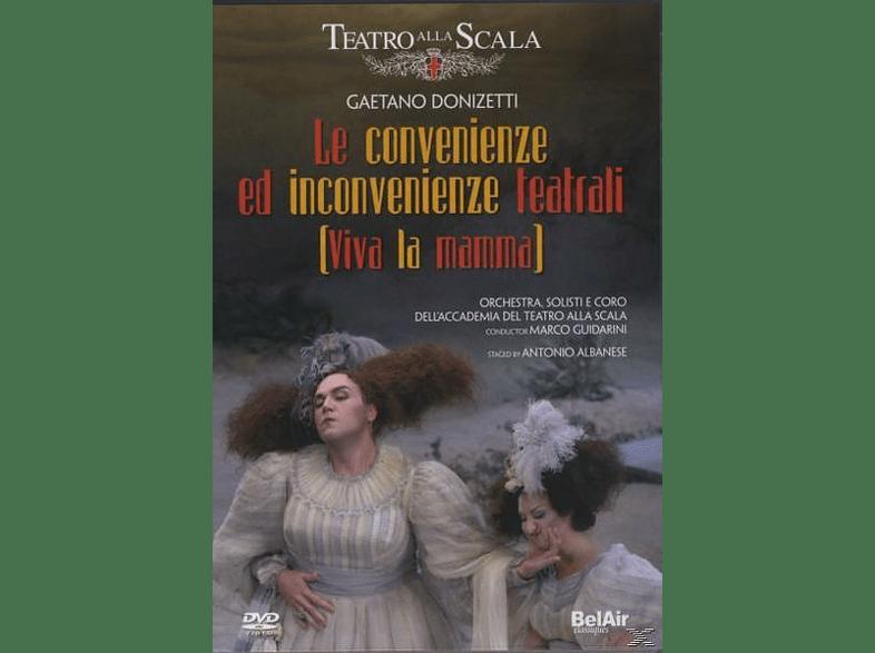 Guidarini & Scala Mailand - Convenienze Ed Inconvenienze Teatrali [DVD]