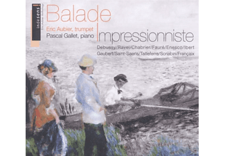 AUBIER,ERIC & GALLET,PASCAL - Balade Impressionniste - (CD)