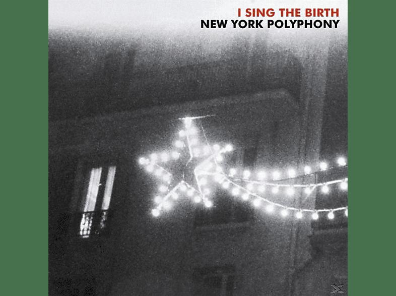 New York Polyphony - I Sing The Birth/Christmas [CD]