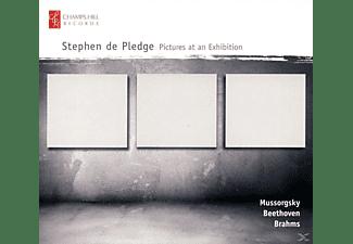 Stephen De Pledge - Pictures at an Exhibition  - (CD)