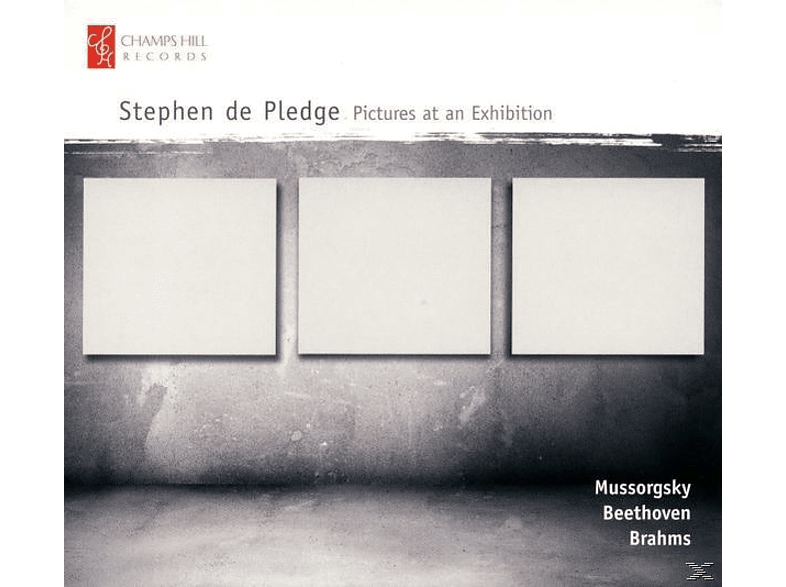 Stephen De Pledge - Pictures at an Exhibition [CD]