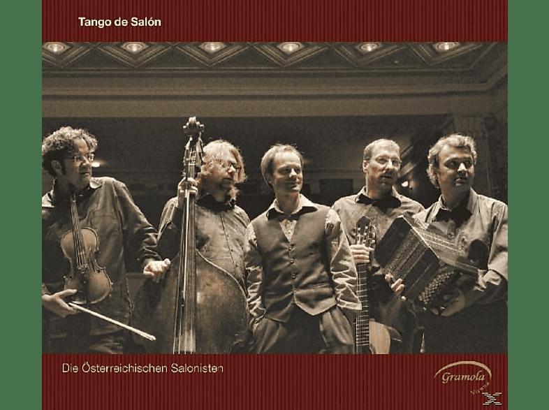 Die Österreichischen Salonisten - Tango de Salón [CD]