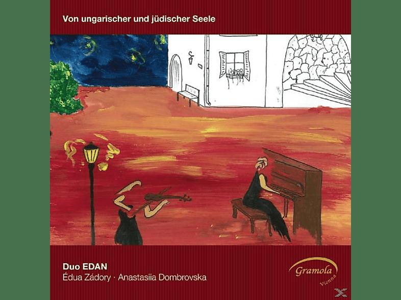 Duo Edan - Von ungarischer und jüdischer Seele [CD]