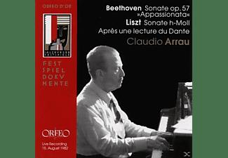 Claudio Arrau - Sonate op.57/Sonate h-moll/+  - (CD)