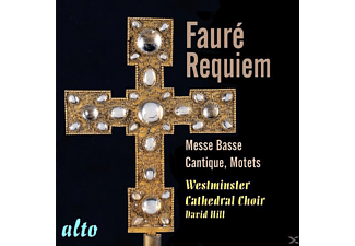 Westminster Cathedral Choir, Christopher Robinson, ST. JOHN'S COLLEGE CHOIR - Faure Requiem/Cantique - (CD)