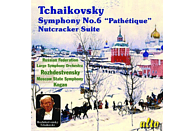 Pavel Kogan, Moscow Symphony Orchestra, The Ussr Ministry Of Culture Symphony Orchestra - Tschaikowsky Sinf.6 [CD]