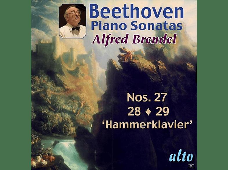 Alfred Brendel - Brendel Plays Beethoven Sonatas [CD]