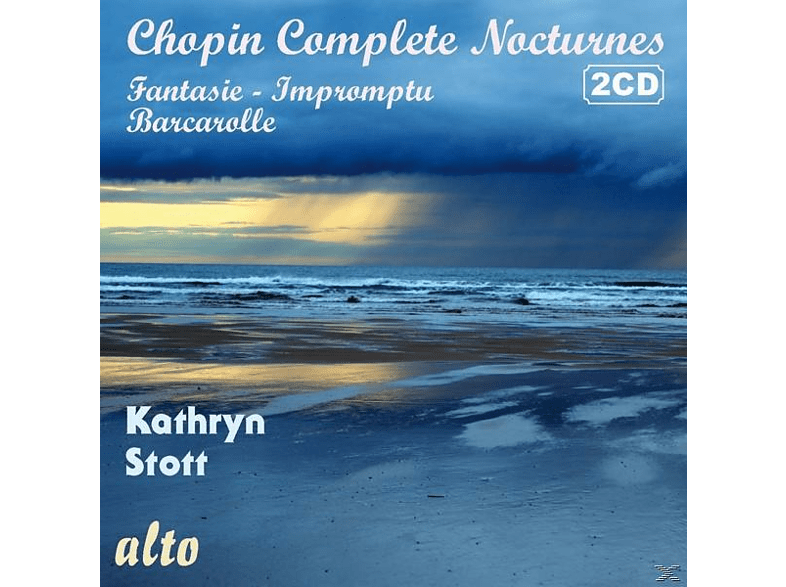 Kathryn Stott - Chopin Nocturnes Cpl. [CD]