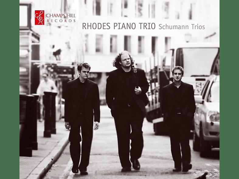 Rhodes Piano Trio - Klaviertrios 1 & 2 - [CD]
